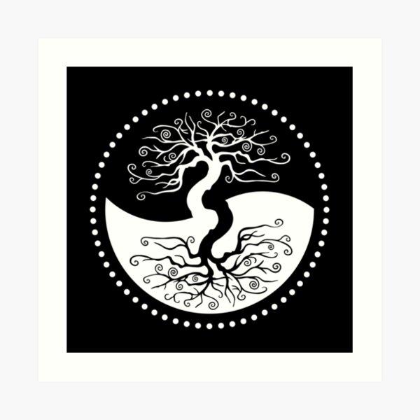 The Principle of Correspondence - Tree of Life Art Print