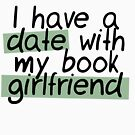 BOOK GIRLFRIEND DATE by aimeereads