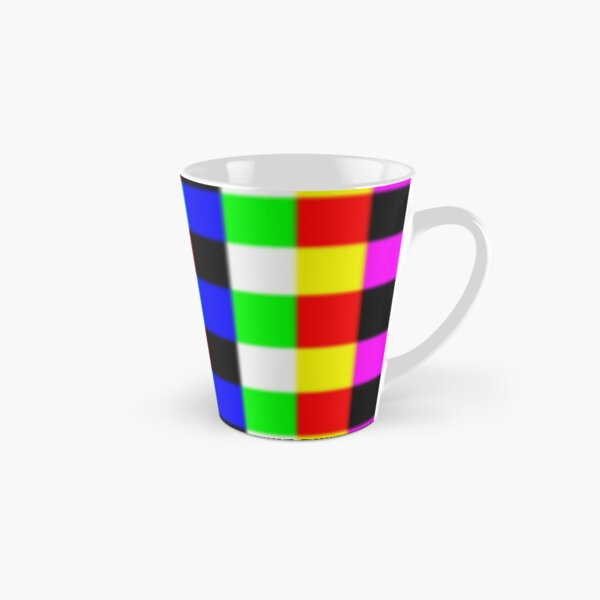Colors, Graphic design, Field of study Tall Mug
