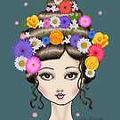 Floral She by Lou Endicott