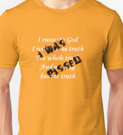 I Swear to God I Was Pissed T-Shirt
