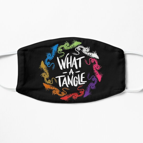 What a tangle 3 Mask