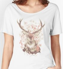 Stag of my Dreams Women's Relaxed Fit T-Shirt