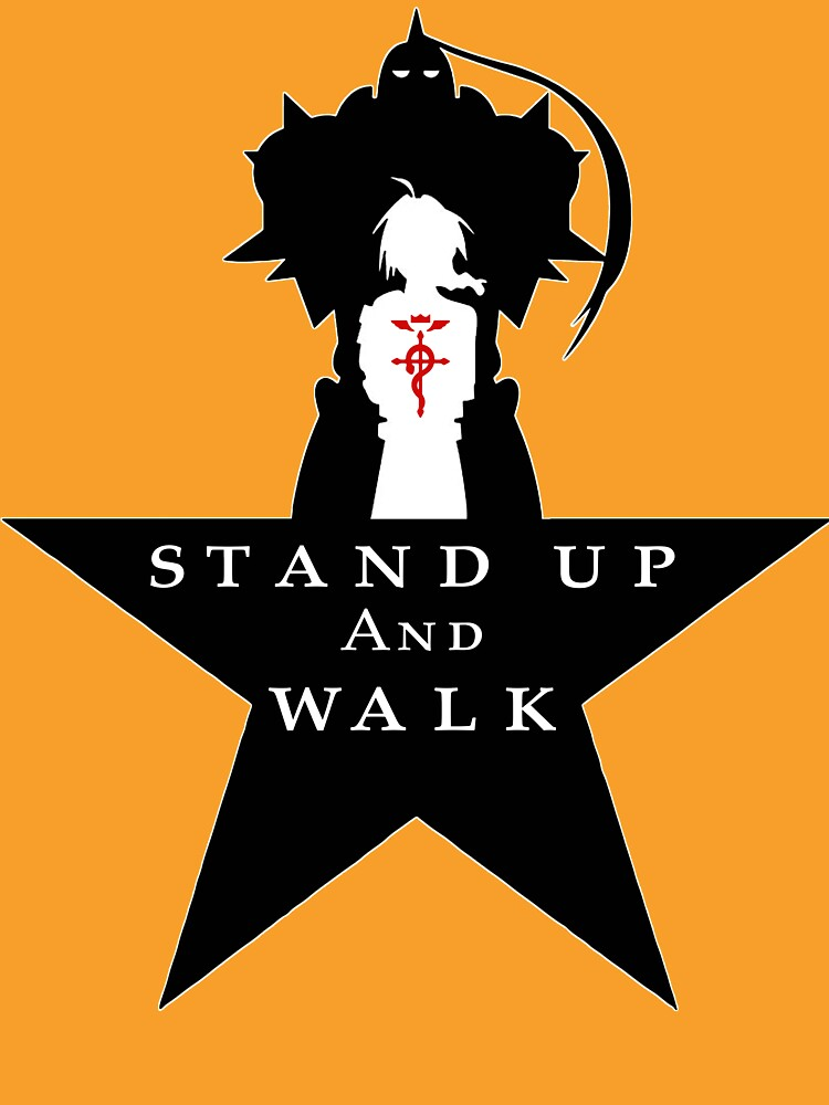 "FullMetal 4 Ham: ""Stand Up"" by squallykins"