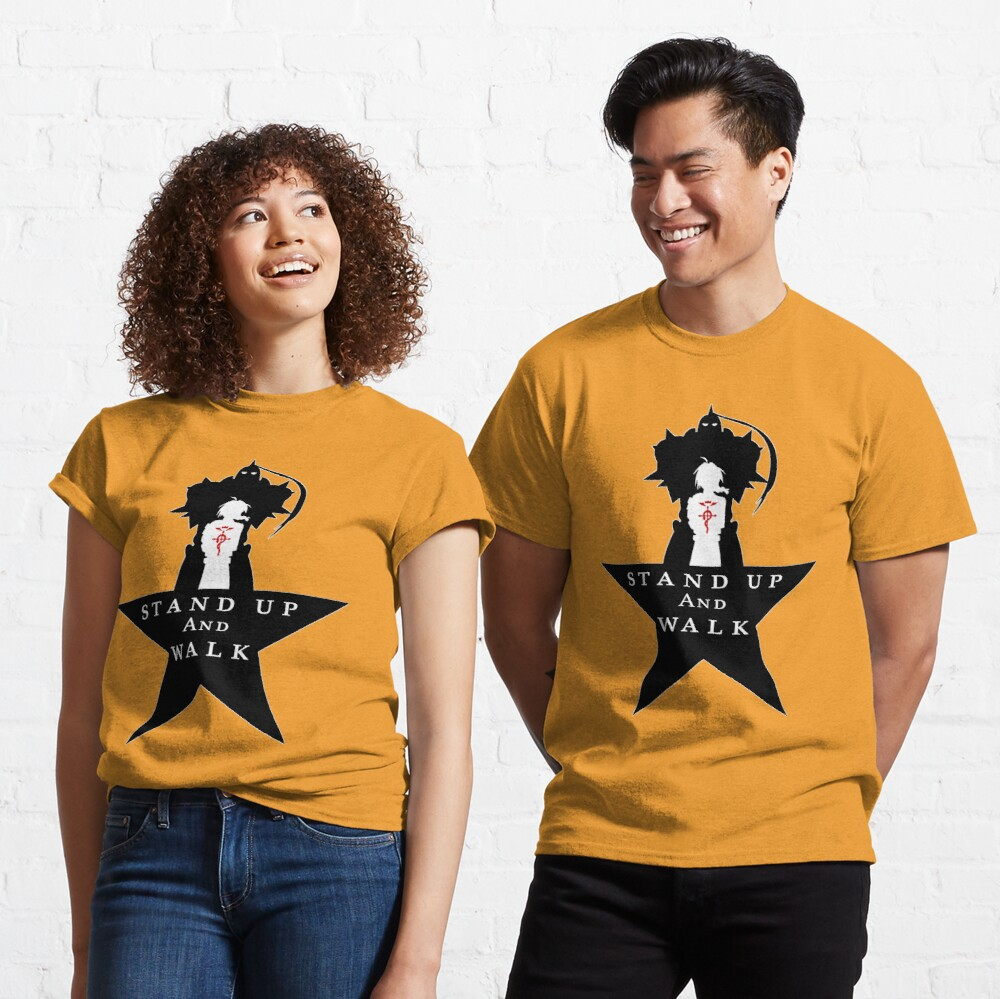 "FullMetal 4 Ham: ""Stand Up"" Classic T-Shirt"