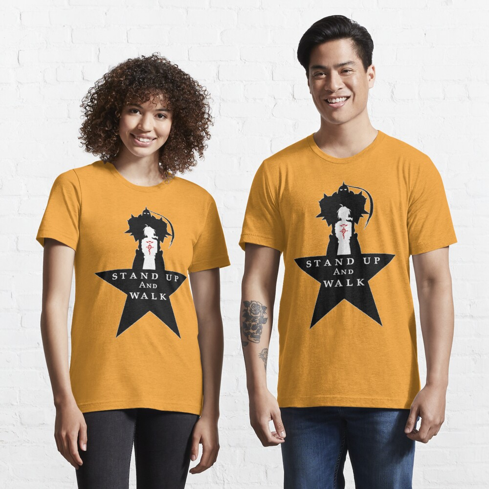 "FullMetal 4 Ham: ""Stand Up"" Essential T-Shirt"