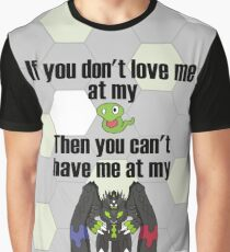 Zygarde - If you don't love me at my Core Graphic T-Shirt