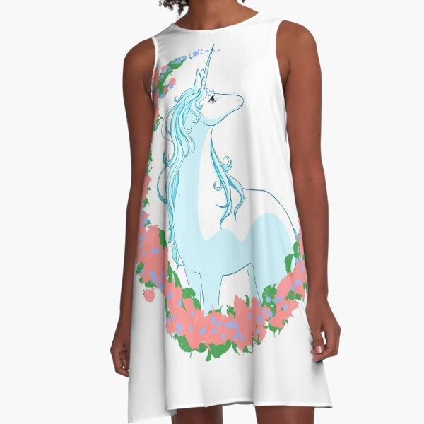 The Last Unicorn  A-Line Dress