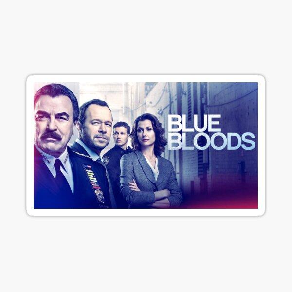 Blaues Blut. Sticker