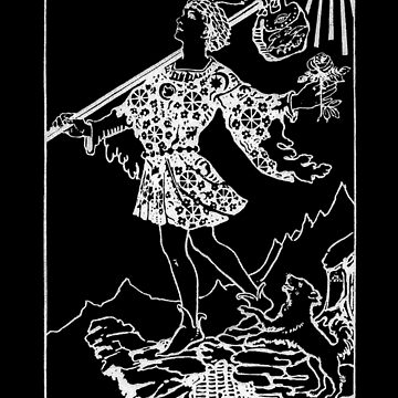 The Fool by joehegyes