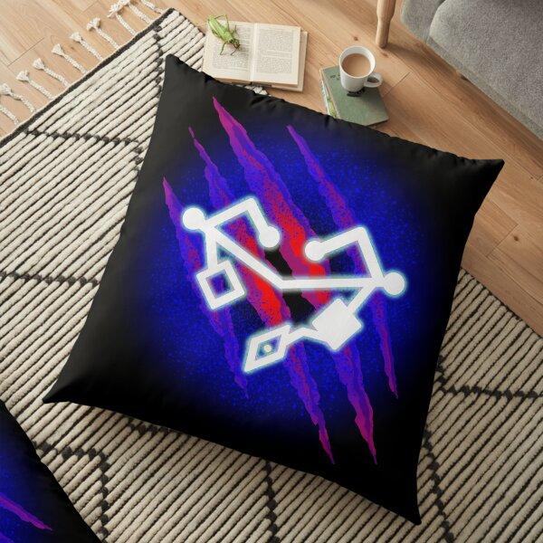 Failsafe - Catradora Dark Version Floor Pillow
