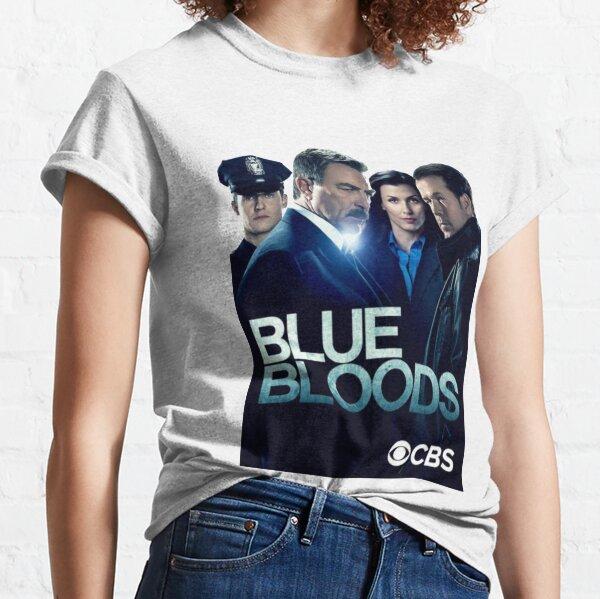 Blaues Blut. Classic T-Shirt