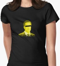 Mitt Romney big brother 2012 Women's Fitted T-Shirt