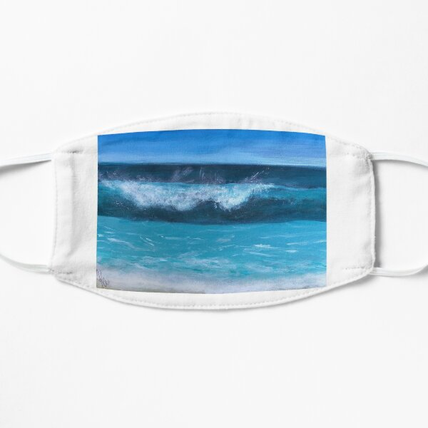 Wave Scenery Mask