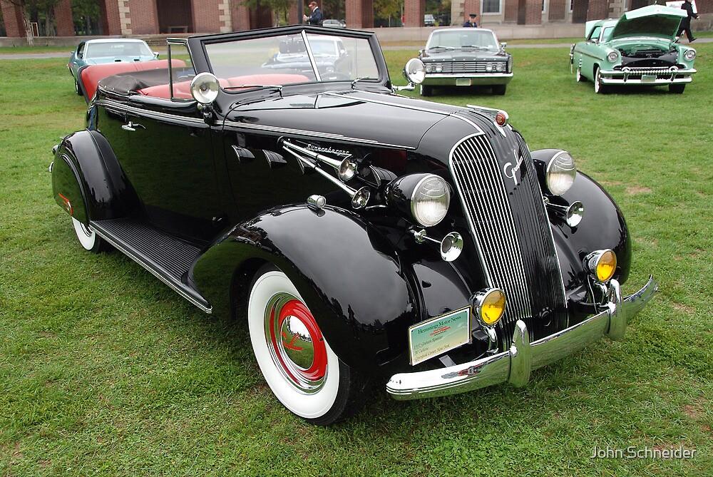 1937 Graham Roadster by John Schneider