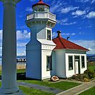 Mukilteo Lighthouse  by Barb White