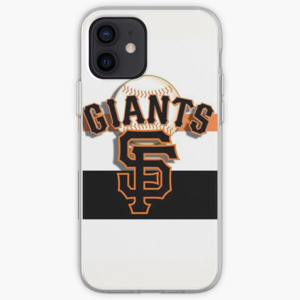 giants iPhone Soft Case
