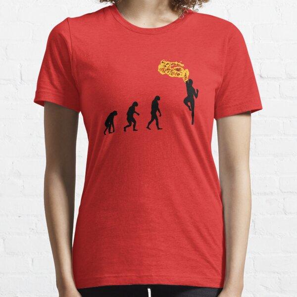 99 Steps of Progress - Shoryuken Essential T-Shirt