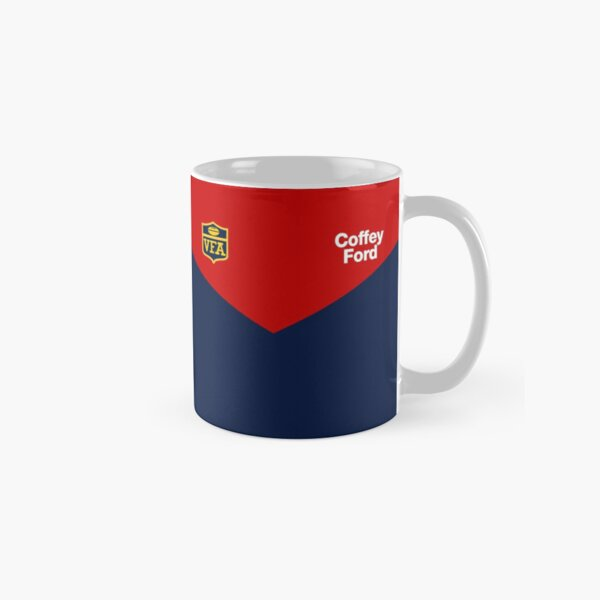 Sean Millane Dandenong 1991 Footy Jumper Coffee Mug Classic Mug