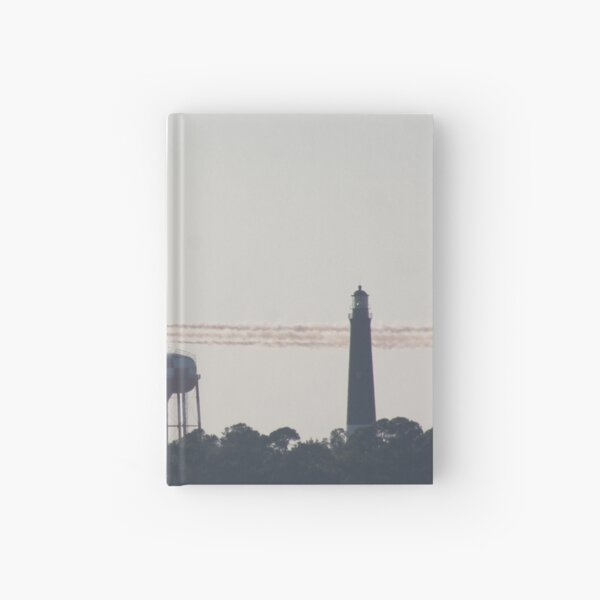 Blues Delta Pitch Up Hardcover Journal