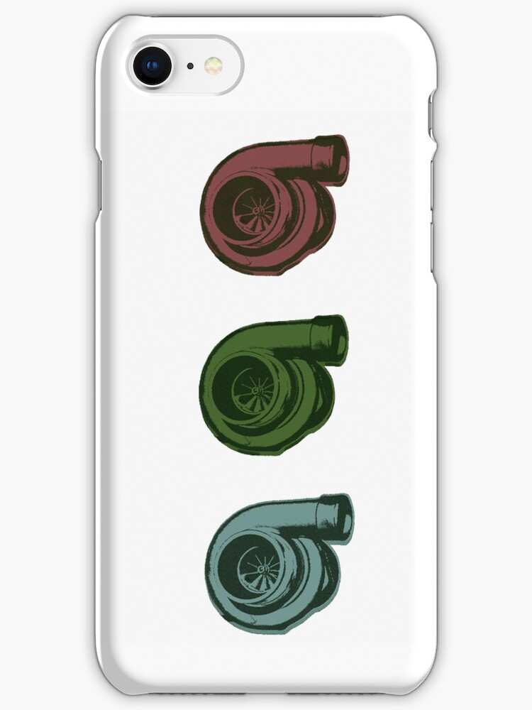 Row Of Turbo's IPhone&IPod Case by Jessicabritton