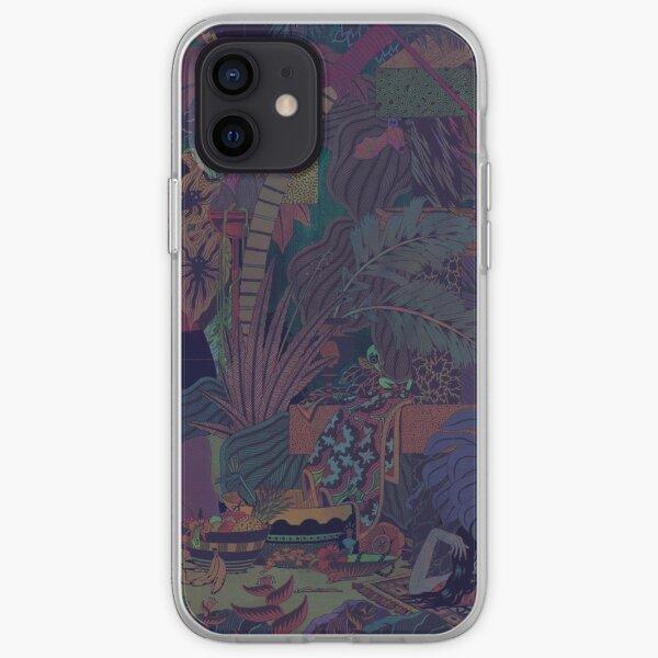 ZABA  album background  iPhone Soft Case