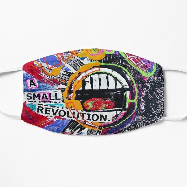 A Small Revolution Flat Mask