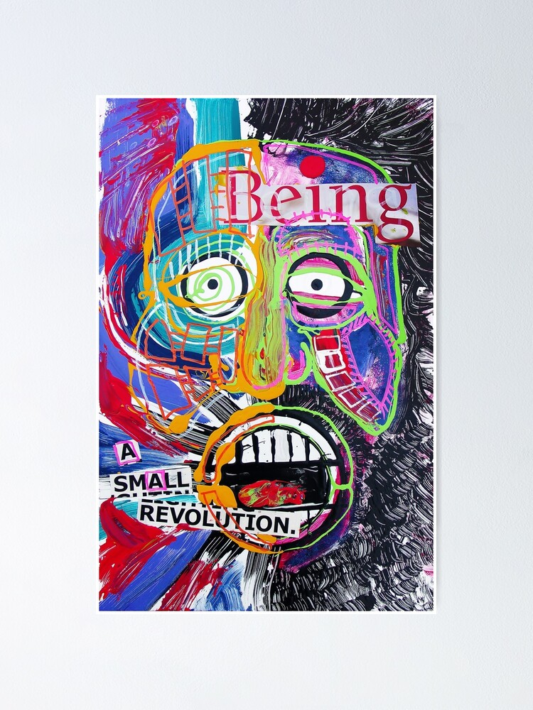 Alternate view of A Small Revolution Poster