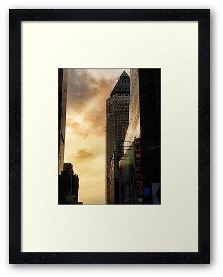 New York City Skyline by rocamiadesign