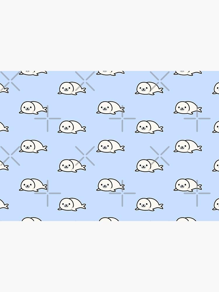Seal by littlemandyart