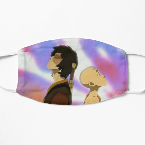Zuko and Aang Dragon Dance- Avatar the Last Airbender Mask