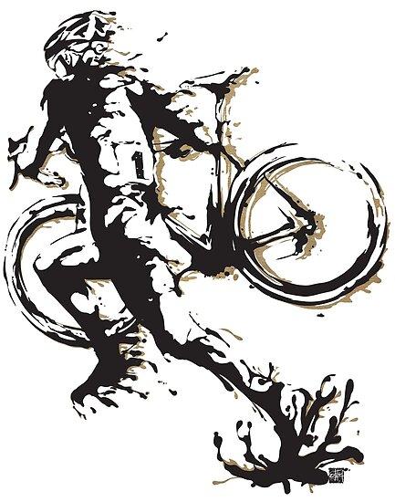 Cyclocross mud by SFDesignstudio