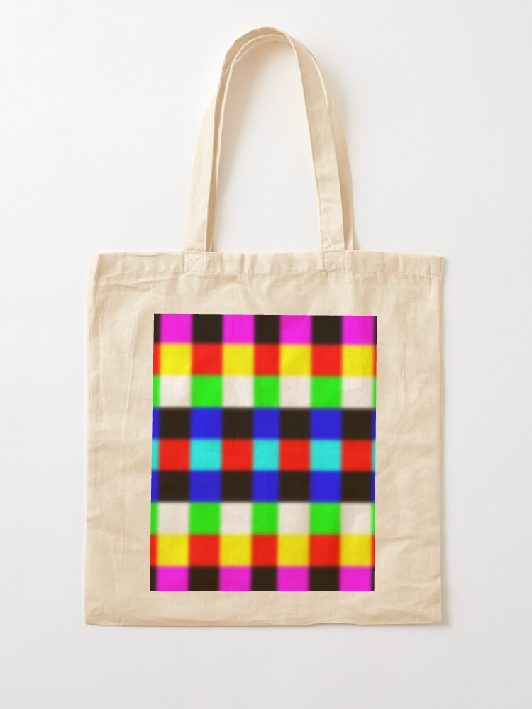 Alternate view of Colors, Graphic design, Field of study Tote Bag