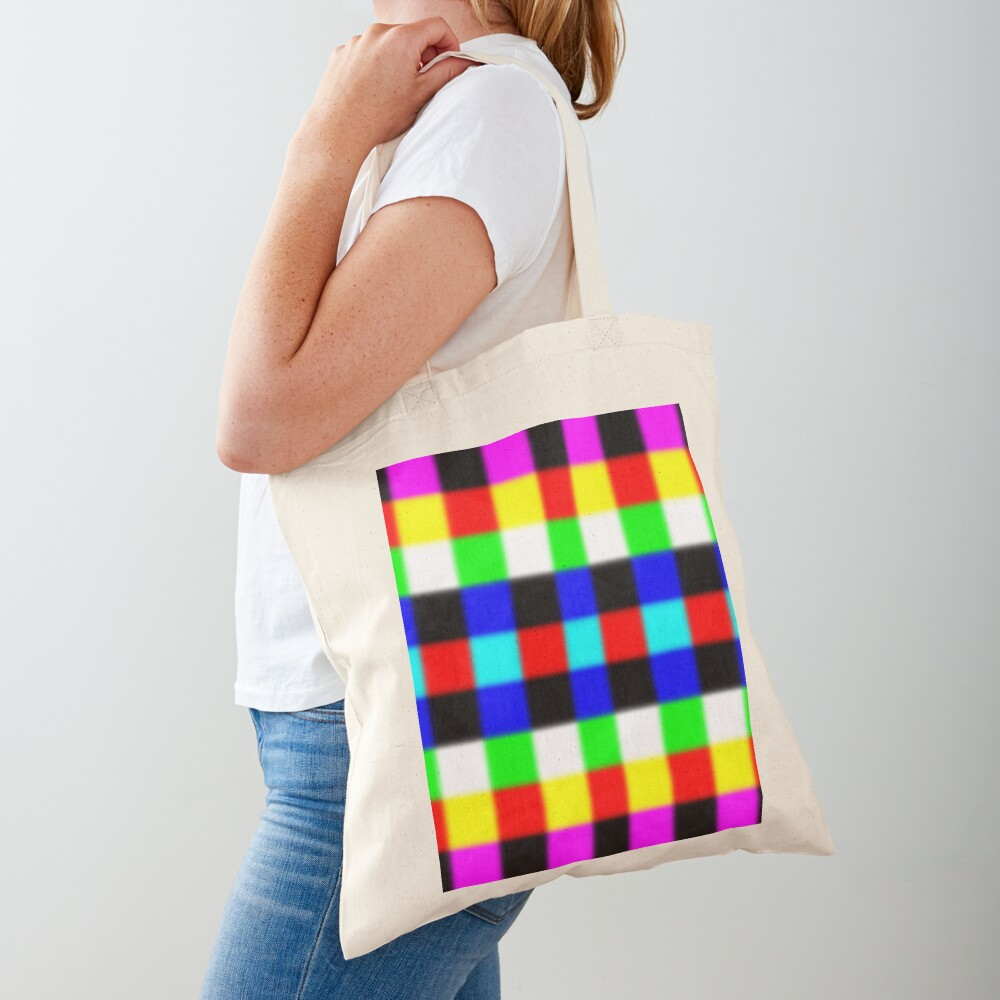Colors, Graphic design, Field of study Tote Bag