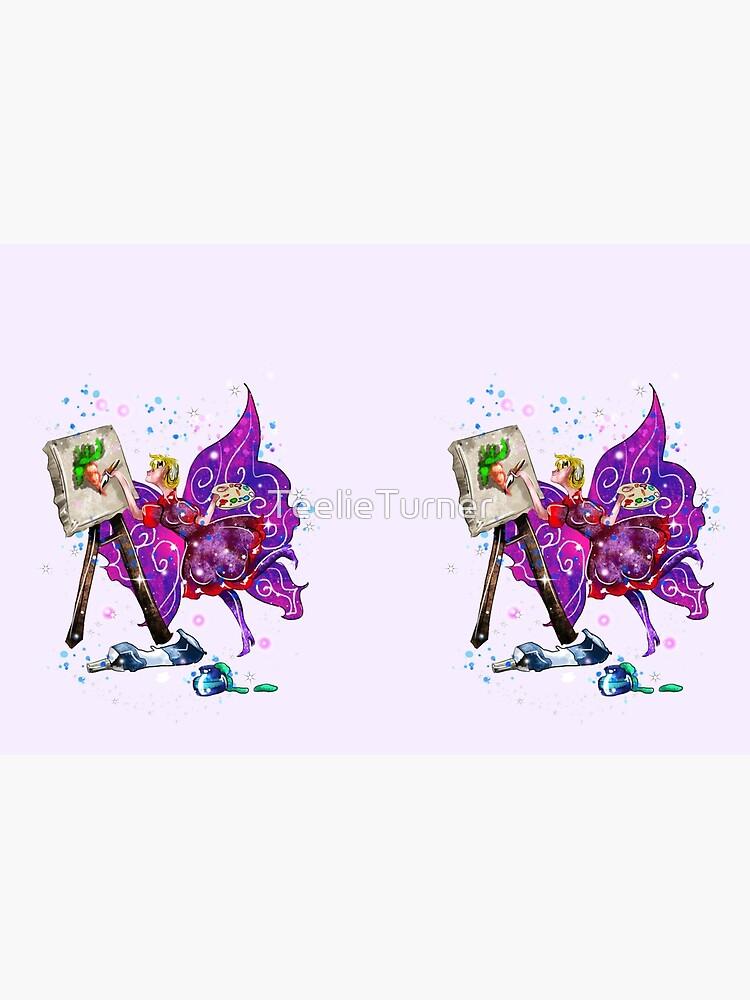 Tianna The T-Shirt Artist Fairy™ by TeelieTurner