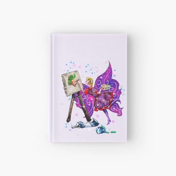 Tianna The T-Shirt Artist Fairy™ Hardcover Journal