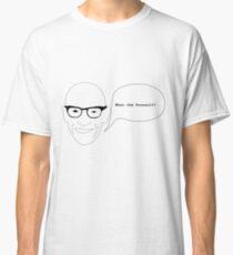 What the foucault ? Classic T-Shirt