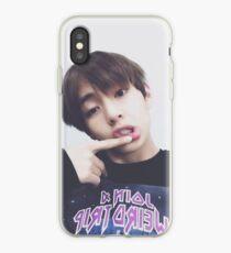 BTS/Bangtan Sonyeondan - Kim Taehyung Selca iPhone Case