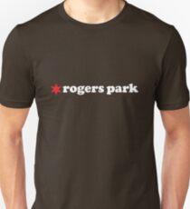 Rogers Park Neighborhood Tee (Dark) Unisex T-Shirt