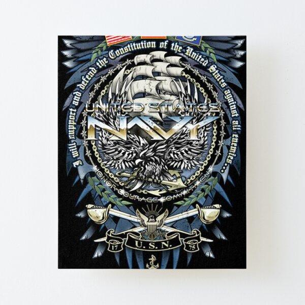 Jeff Hobrath Art Studio Canvas Mounted Print