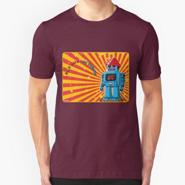 Devo Bots 006 Slim Fit T-Shirt