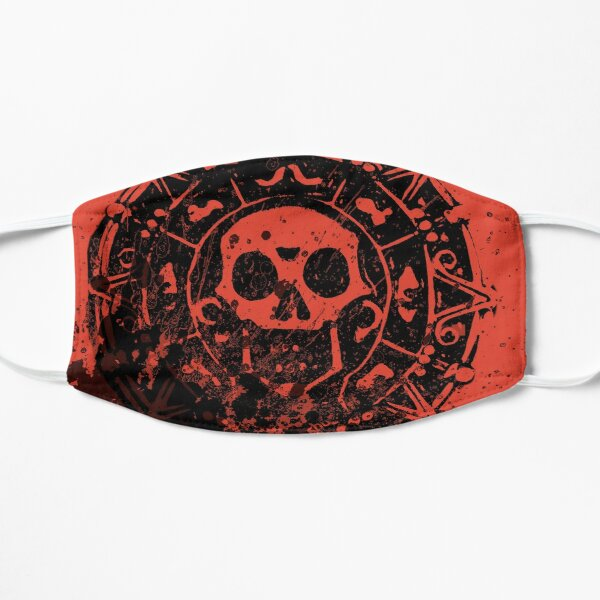 The Medallion Calls(Red) Mask