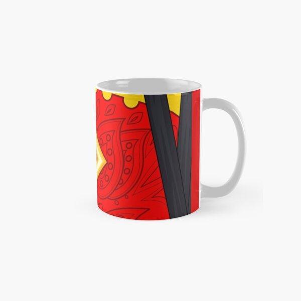 Chadhiyana Firekeeper Paisley Classic Mug