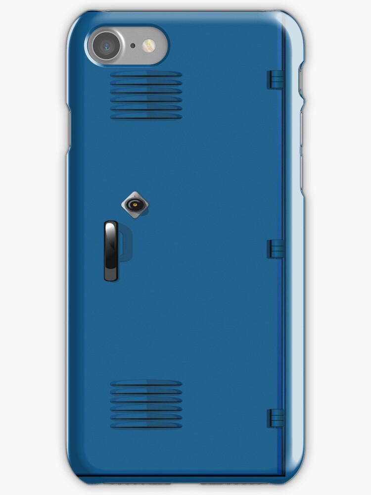 Employee School Locker Funny iPhone 4 / iPhone 5 Case / Samsung Galaxy Cases  by CroDesign