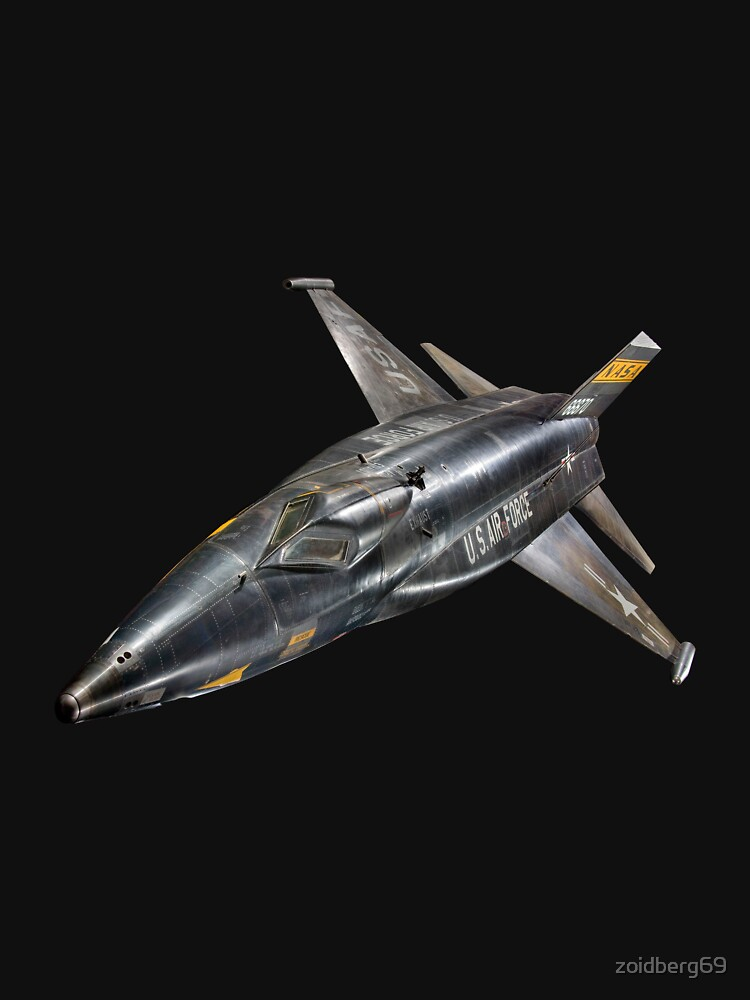 X-15 by zoidberg69