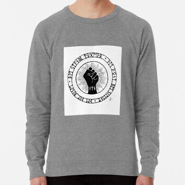 Enough Is Enough  Lightweight Sweatshirt