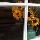 Sunflowers by Alina Uritskaya