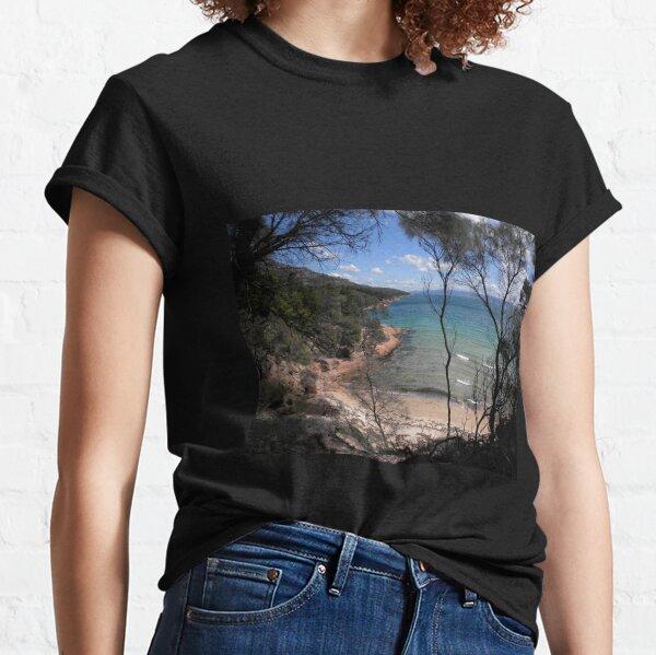 Pretty Inlet, Coles Bay, Tasmania, Australia. Classic T-Shirt