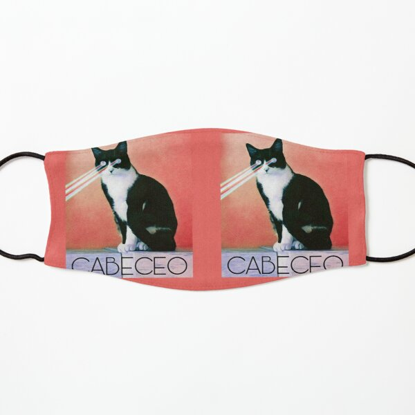 Cabeceo with Laser Cat Eyes Kids Mask