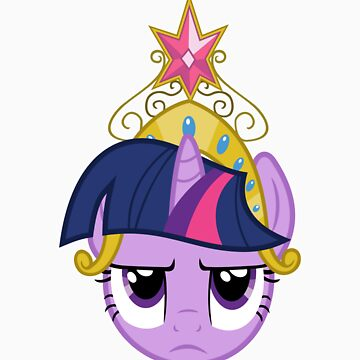 Twilight Sparkle Big Crown Thingy by teiptr
